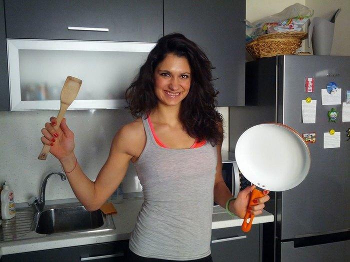 В кухнята на Инес Субашка